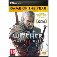 The Witcher 3: The Wild Hunt Game of The Year Edition (digitaalinen toimitus)