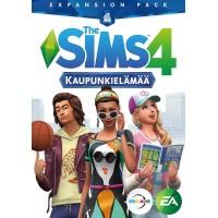 The Sims 4 - Kaupunkielämää (digitaalinen toimitus)