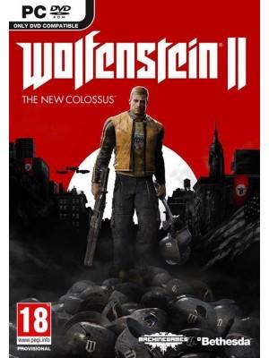Wolfenstein II: The New Colossus (digitaalinen toimitus)