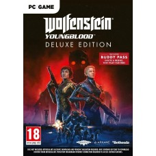 Wolfenstein: Youngblood Deluxe Edition (Digitaalinen toimitus)