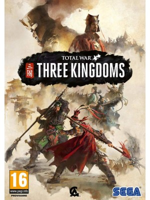 Total War: Three Kingdoms (digitaalinen toimitus)