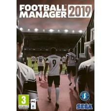 Football Manager 2019 (digitaalinen toimitus)