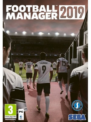 Football Manager 2019 (digitaalinen toimitus)