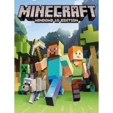 Minecraft Windows 10 Edition (Digitaalinen toimitus)