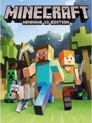 Minecraft Windows 10 Edition (Digitaalinen toimitus)