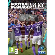 Football Manager 2020 (digitaalinen toimitus)