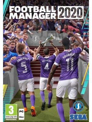 Football Manager 2020 (digitaalinen toimitus)