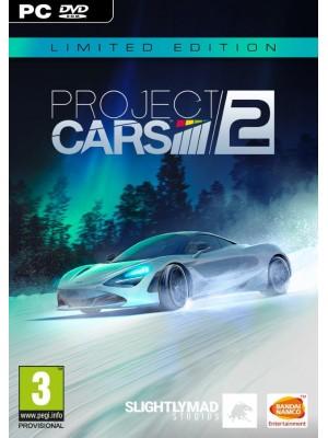 Project CARS 2 (digitaalinen toimitus)