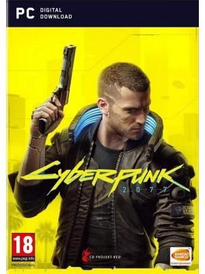 Cyberpunk 2077 (ENNAKKOTILAUS) (digitaalinen toimitus)