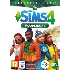 The Sims 4 - Vuodenajat (digitaalinen toimitus)
