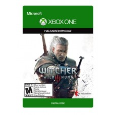 The Witcher 3: The Wild Hunt Xbox One (digitaalinen toimitus)