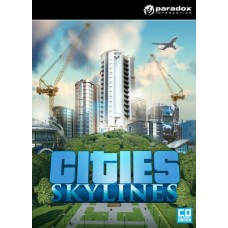 Cities: Skylines Deluxe Edition (digitaalinen toimitus)