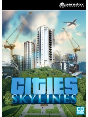 Cities: Skylines (digitaalinen toimitus)
