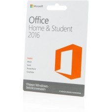 Microsoft Office 2016 Home and Student (digitaalinen toimitus)