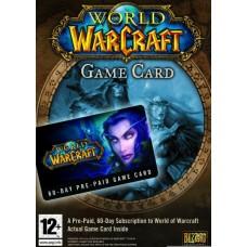 World of Warcraft 60 päivän peliaikakortti (digitaalinen toimitus)