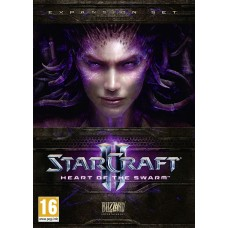 Starcraft II - Heart of The Swarm (digitaalinen toimitus)