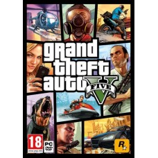 Grand Theft Auto V (GTA 5) (Digitaalinen toimitus)