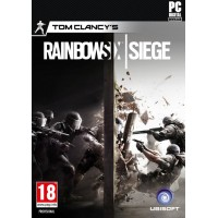 Tom Clancy's Rainbow Six: Siege (digitaalinen toimitus)