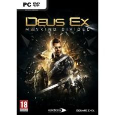 Deus Ex: Mandkind Divided (digitaalinen toimitus)
