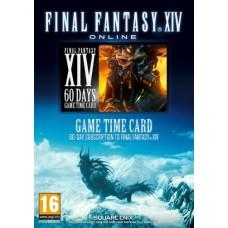 Final Fantasy XIV - A Realm Reborn 60 päivän peliaikakortti (digitaalinen toimitus)